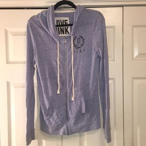 Lightweight PINK hoodie